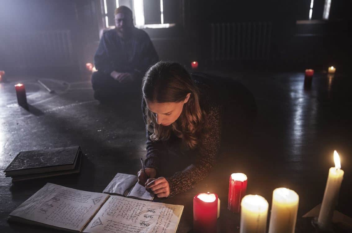 Eric's Review: A Dark Song (2017)
