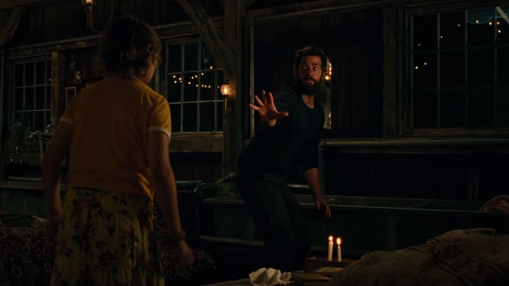 Horror Movie News: A Quiet Place Trailer