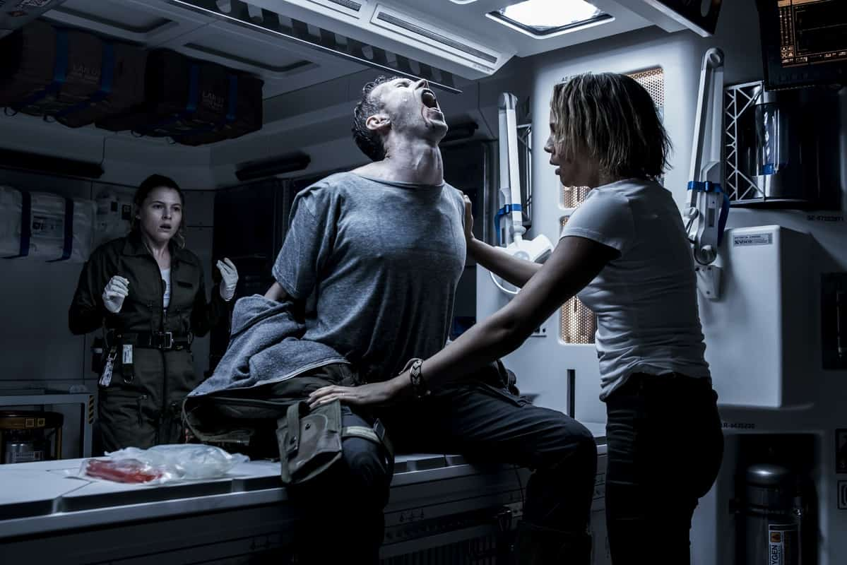 Eric's Review: Alien: Covenant (2017)
