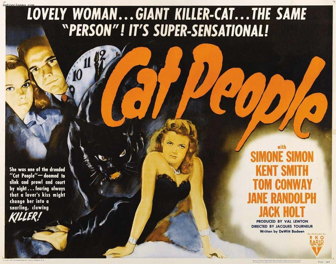Movie Posters We Love: Cat People (1942)