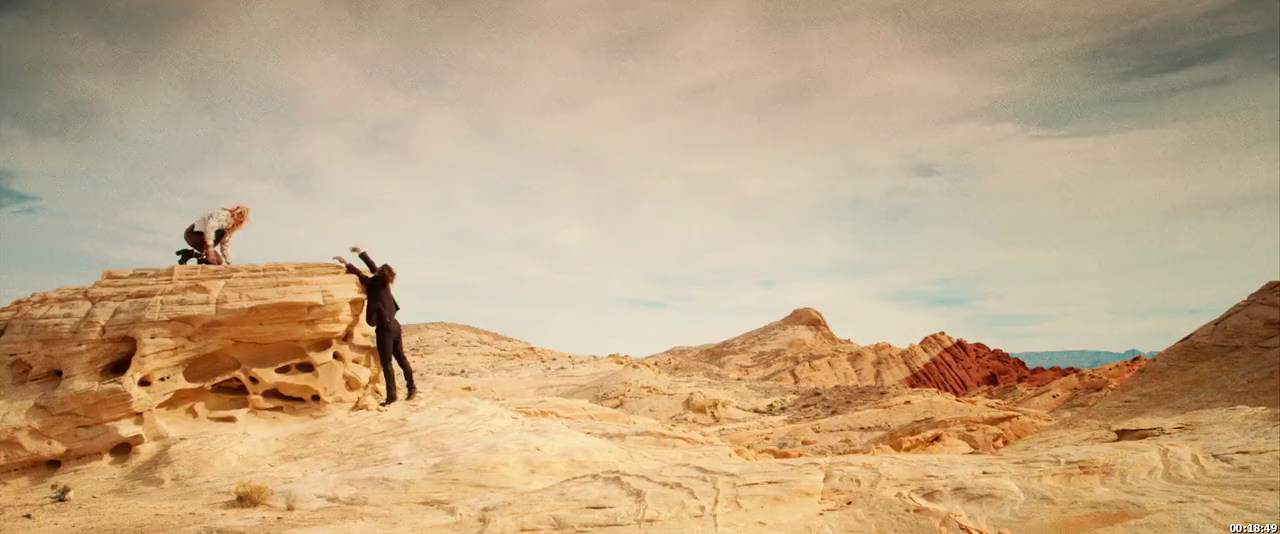 Eric's Review: It Stains the Sands Red (2016)