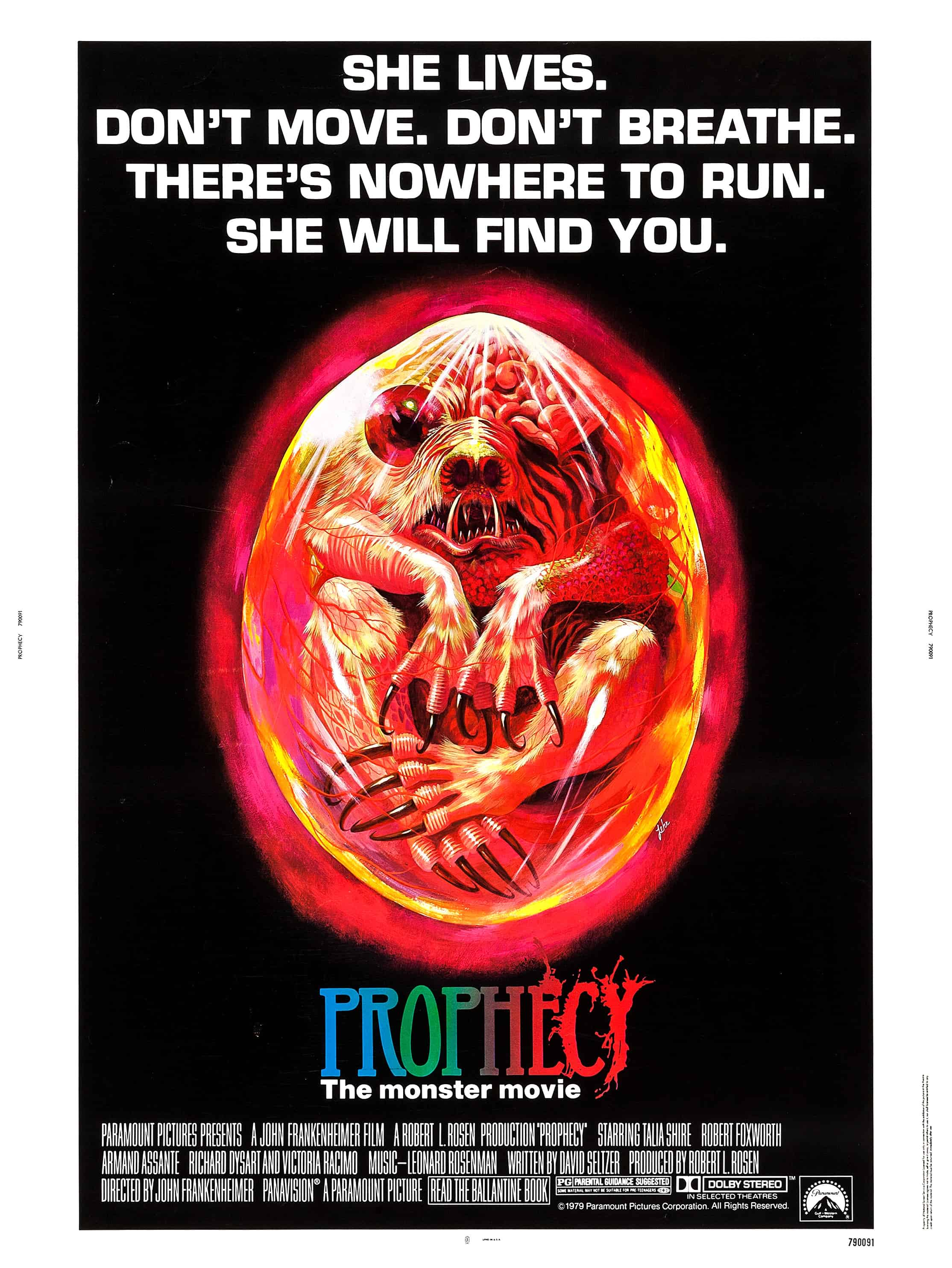 Movie Posters We Love: Prophecy