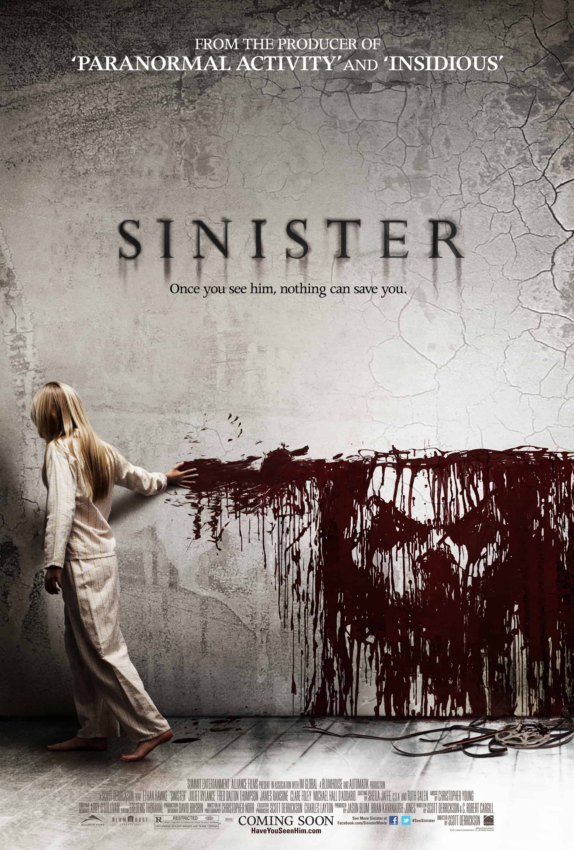Movie Posters We Love: Sinister