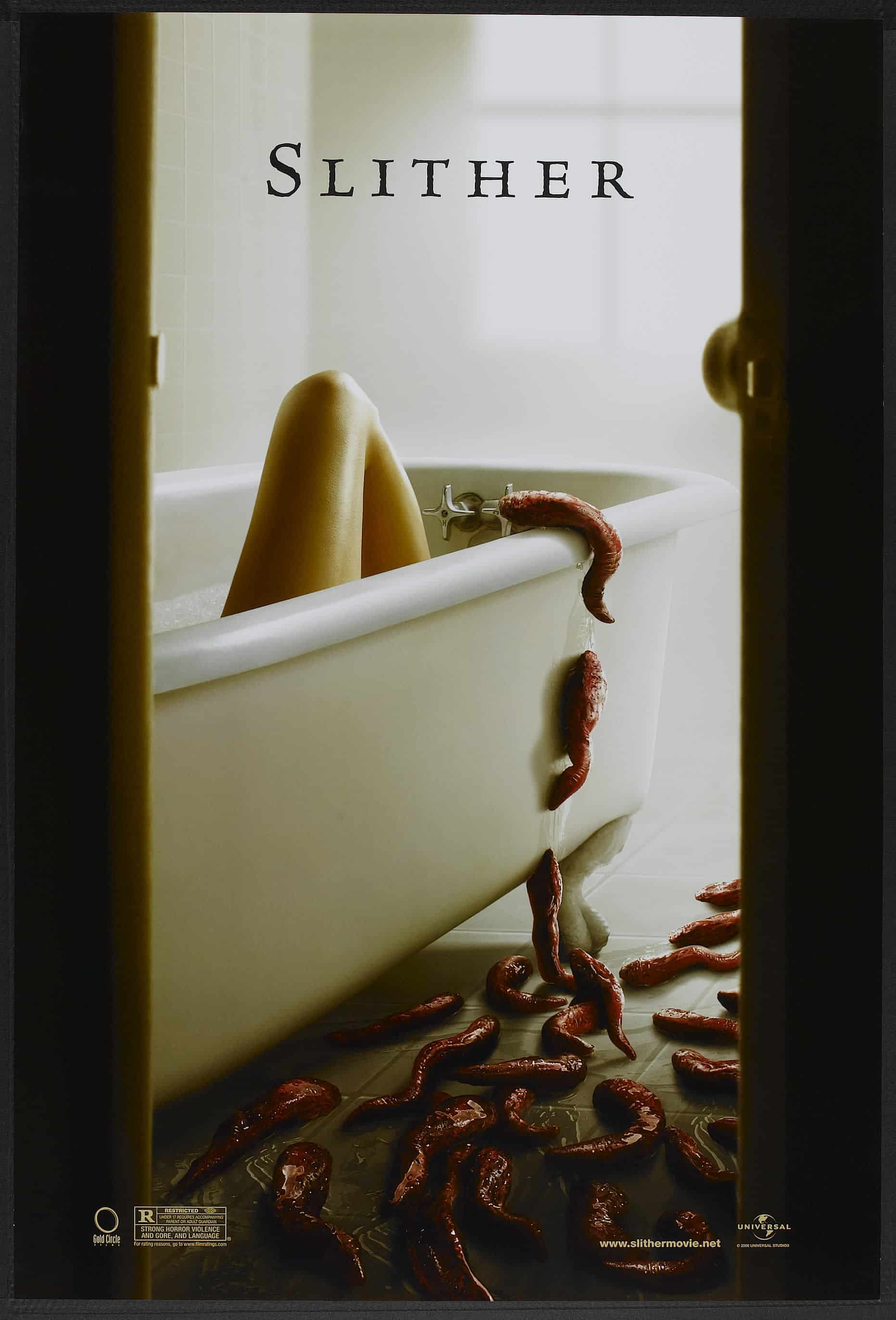 Movie Posters we Love: Slither (2006)