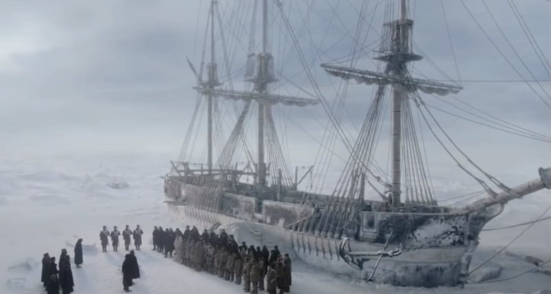 Horror TV News: The Terror is Coming to AMC!