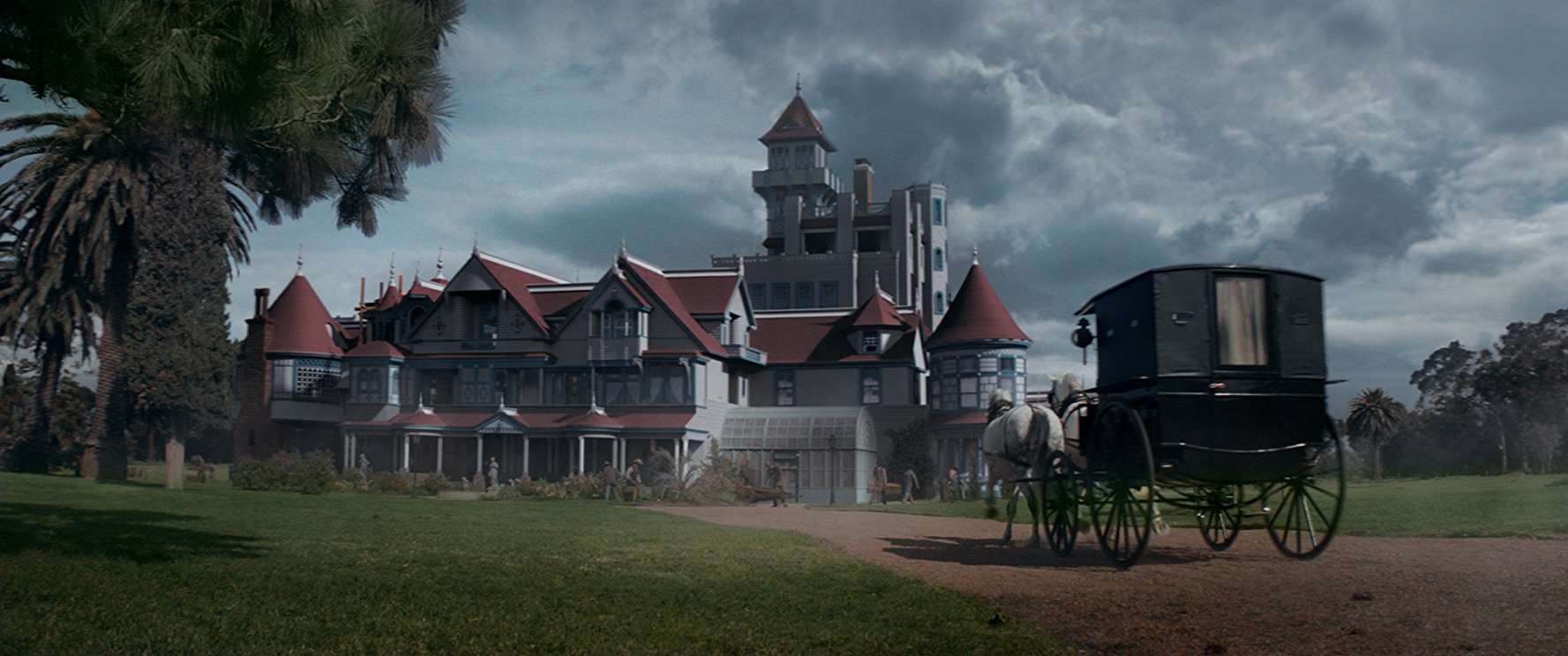 Horror Movie News: The Winchester Opens on February 2