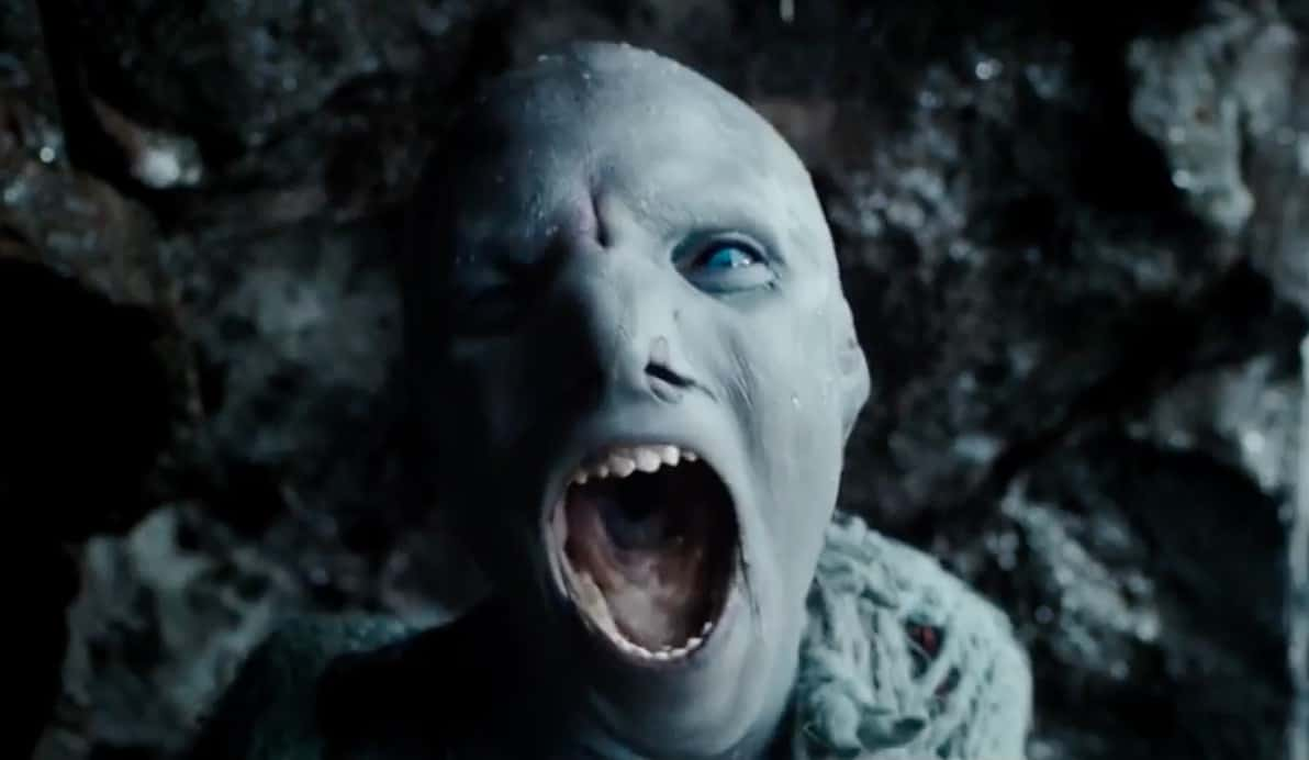 Horror Movie News:  Cold Skin Trailer