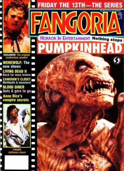 Horror Movie News: Fangoria Magazine is Back From the Dead!