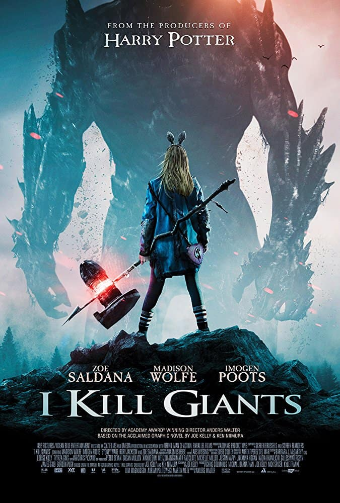Movie Posters We Love: I Kill Giants