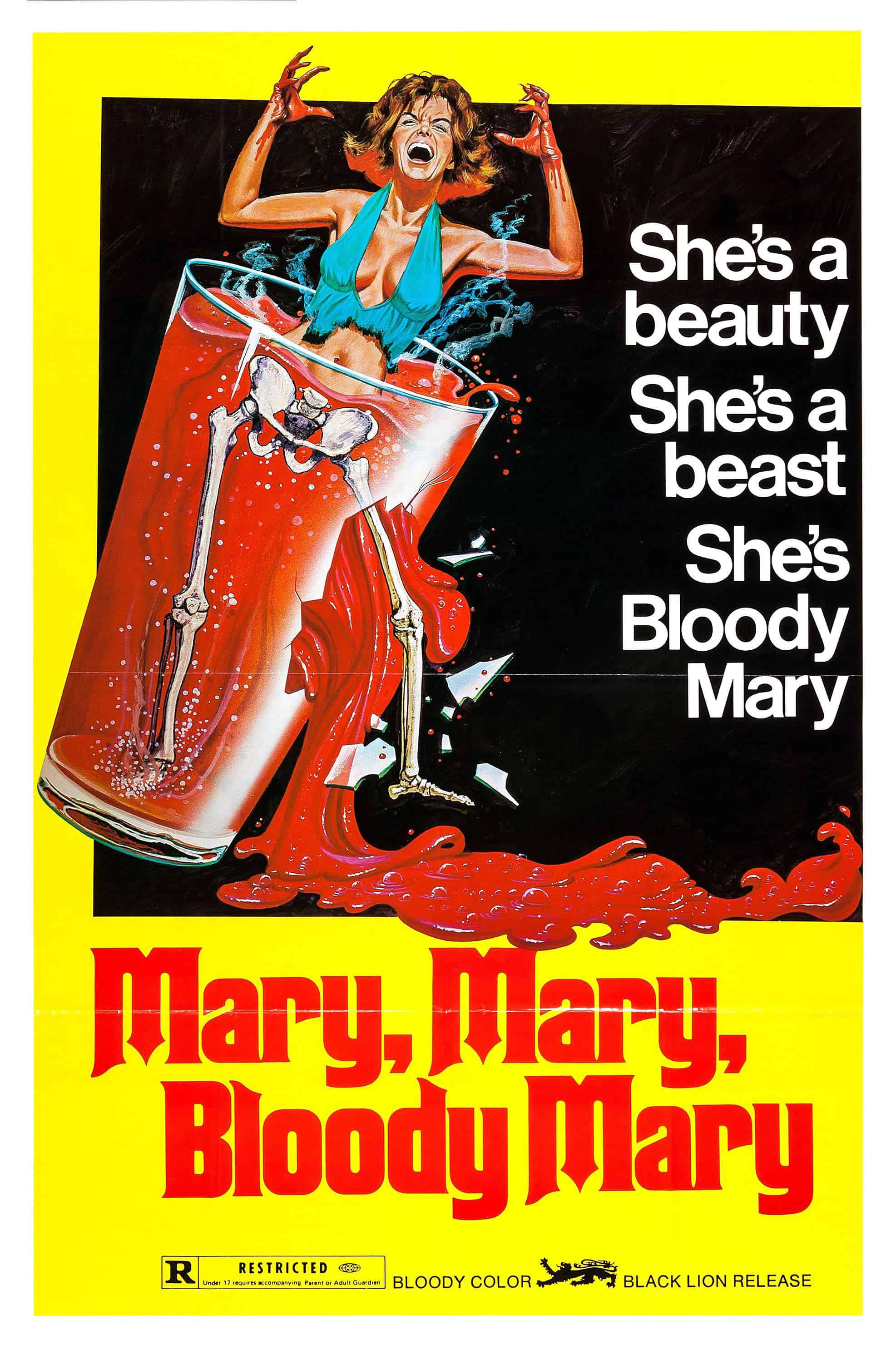 Movie Posters We Love: Mary Mary Bloody Mary