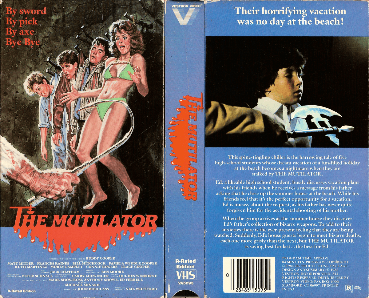 Mike's Review:  The Mutilator (1984)