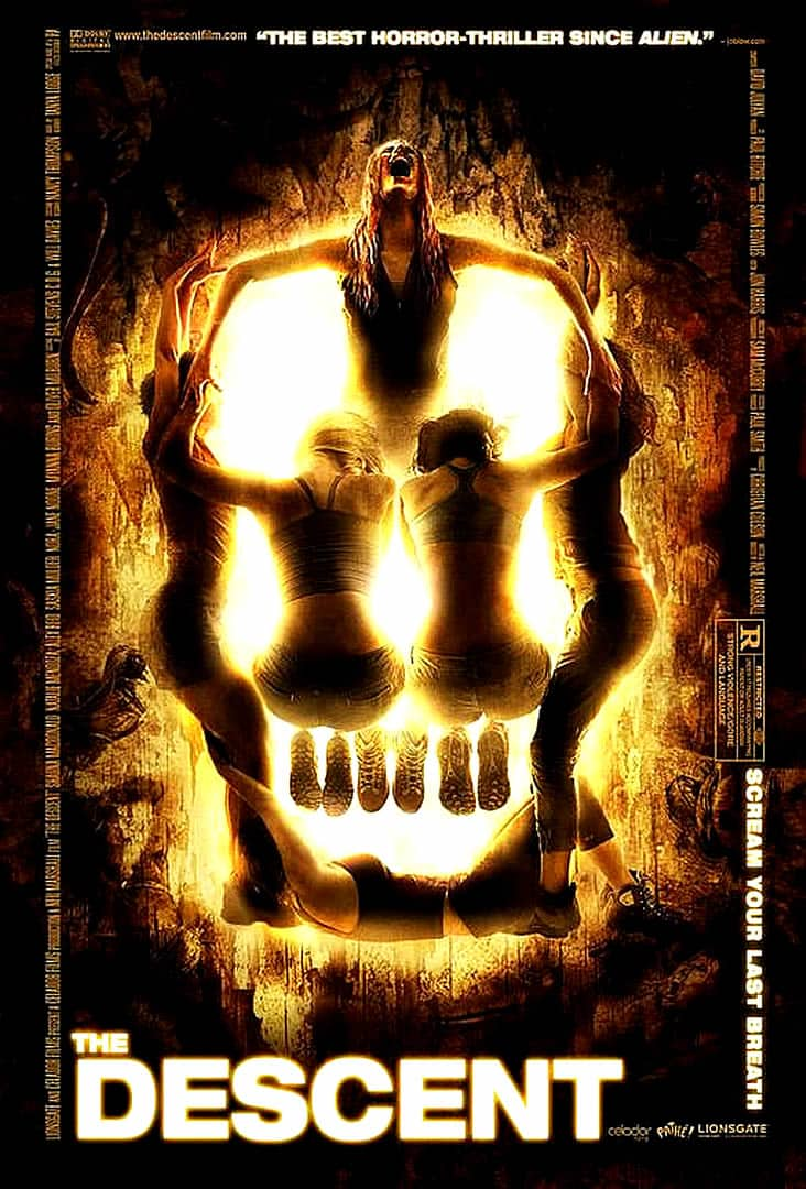 Movie Posters We Love: The Descent (2006)