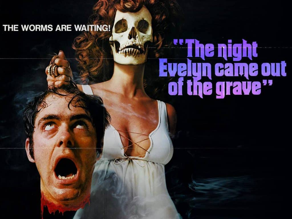 Mike's review: The Night Evelyn Came out of the Grave (1971)