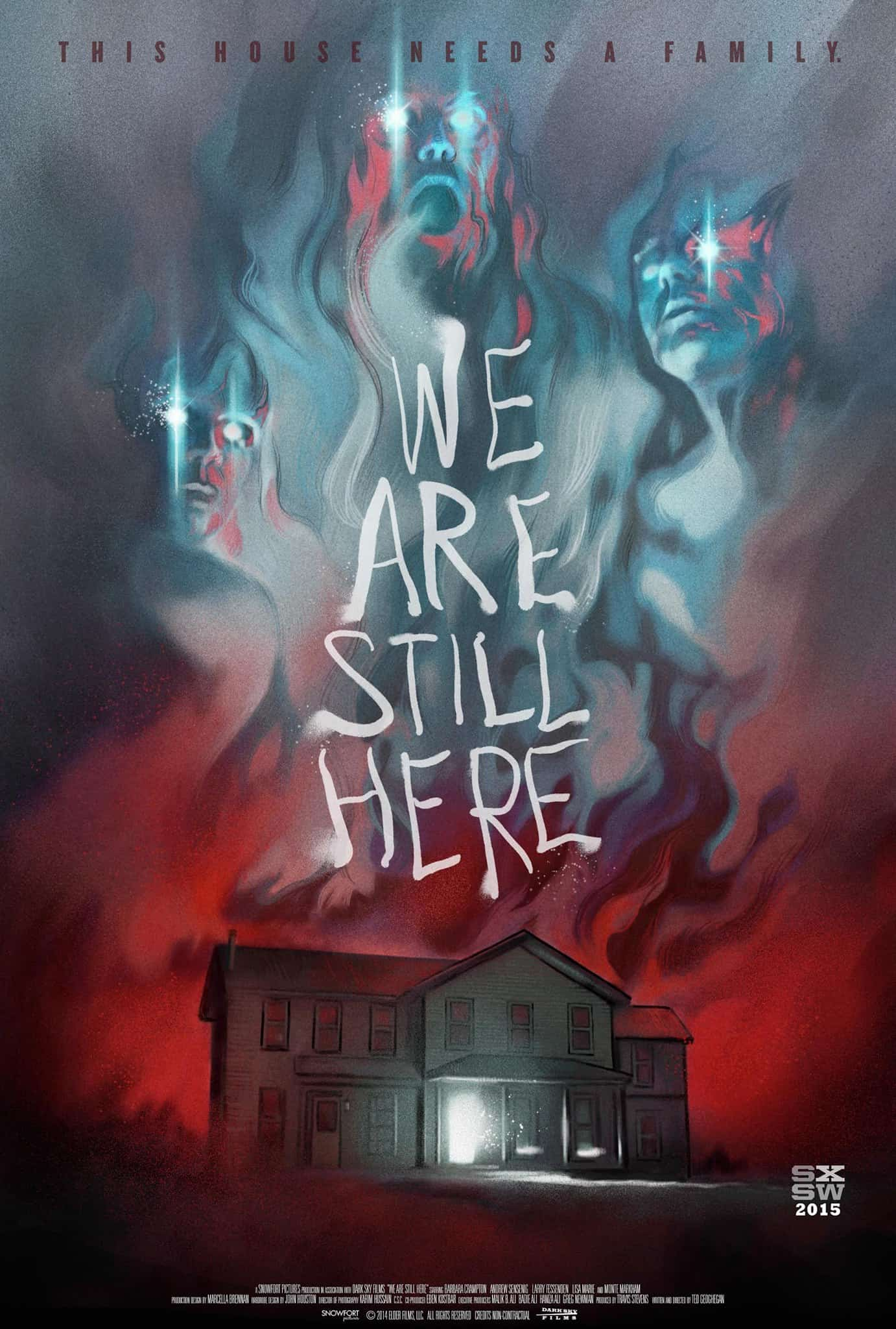 Mike's Review: We are still here (2015)