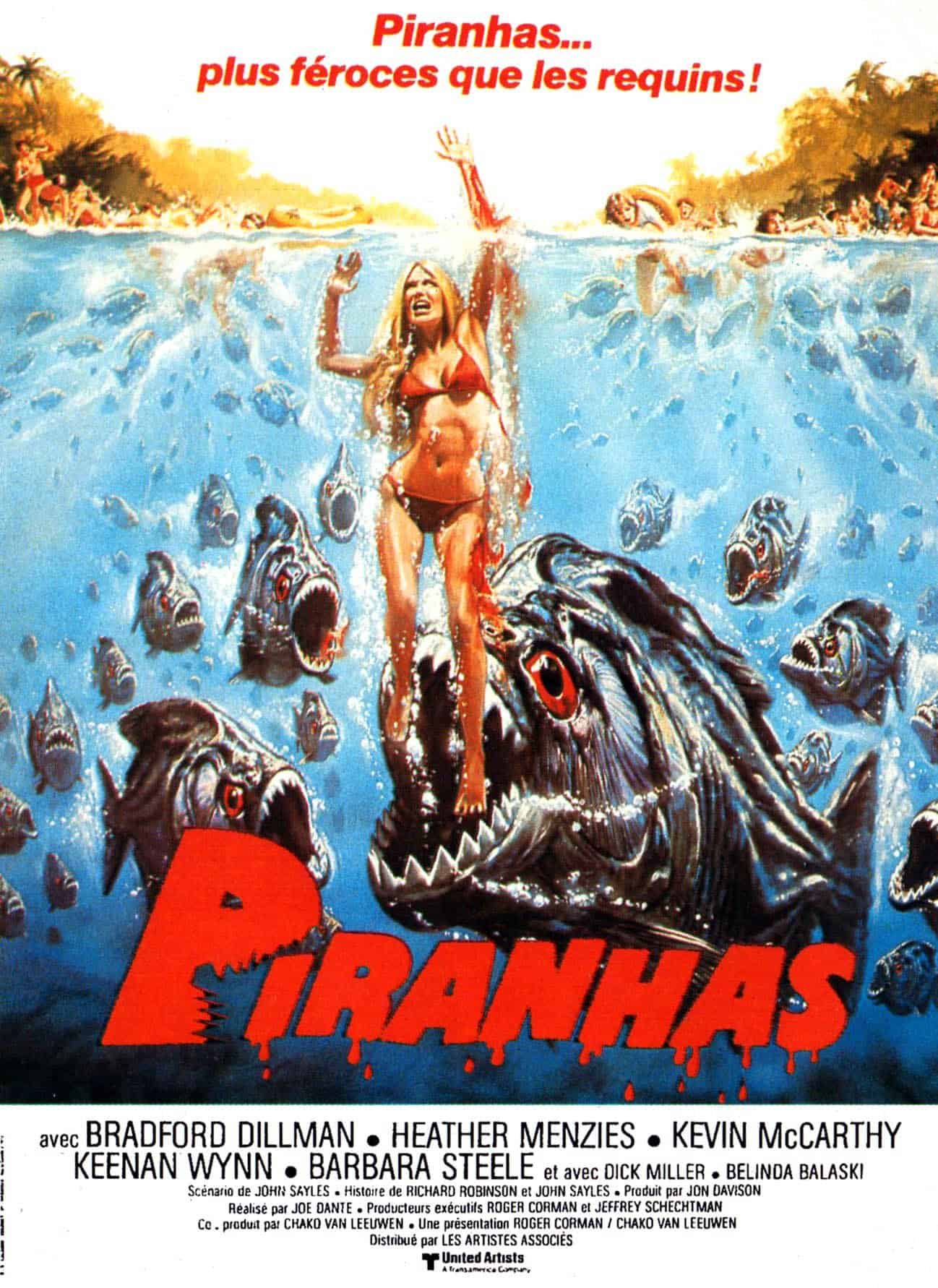 Mike's Review: Piranha (1978)
