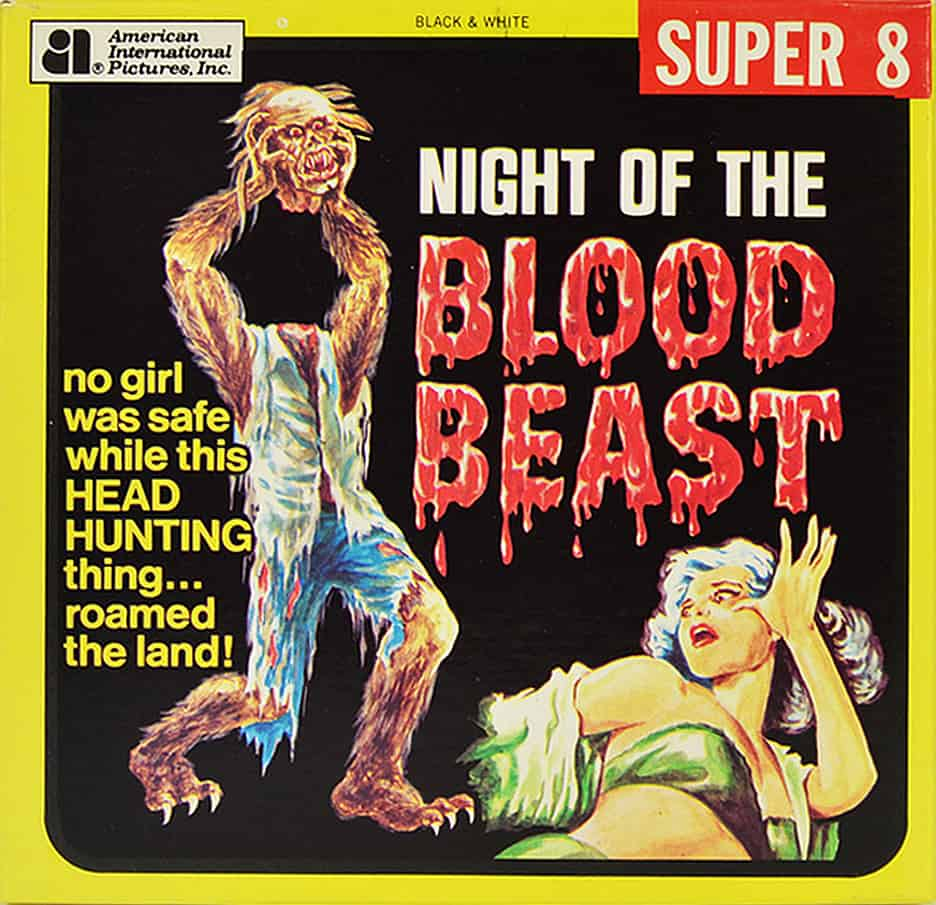 movie posters we love: night of the blood beast (1958)