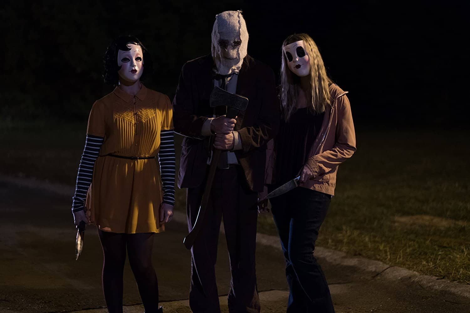 Horror Movie News: The Strangers: Prey at Night Opens March 9