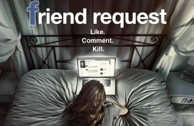 Amy's Review: Friend Request (2016)