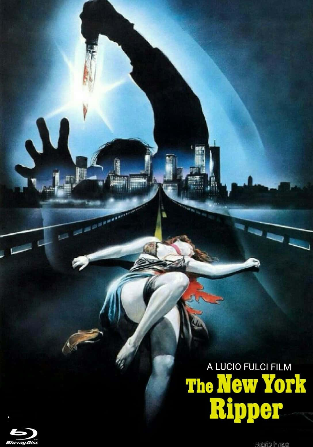 Mike's Review: The New York Ripper (1982)