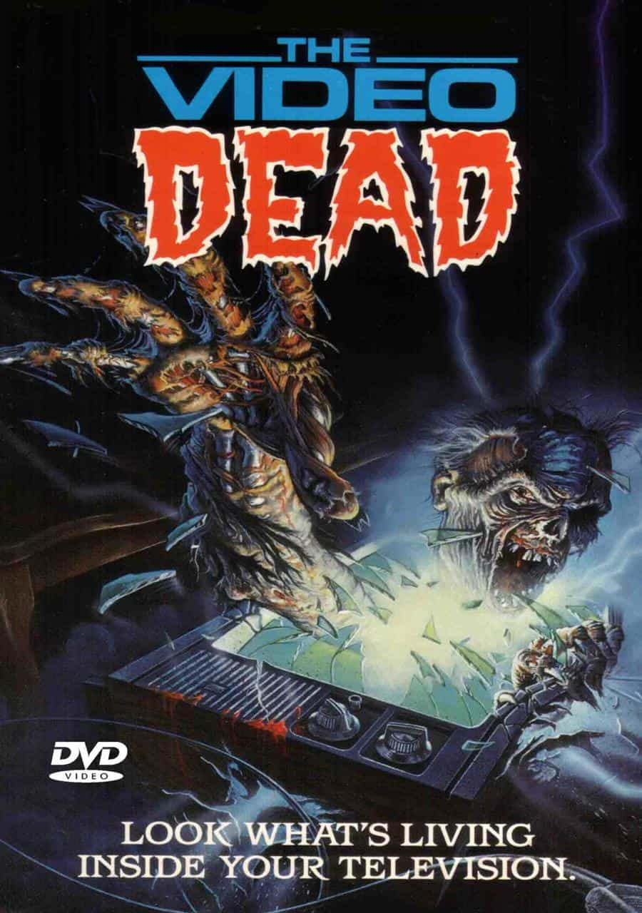 Movie Posters We Love: The Video Dead (1987)