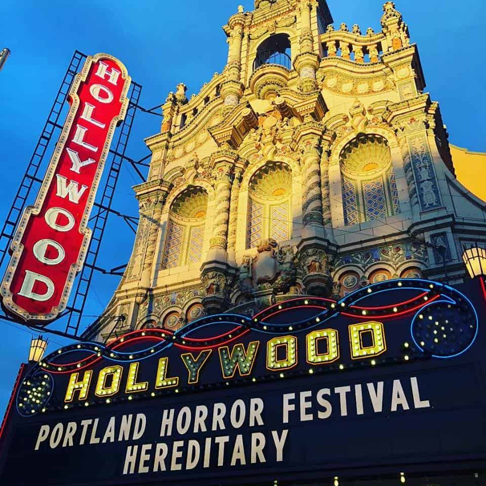 Scariest Things Podcast: Episode XXVII (Portland Horror Film Festival Recap)