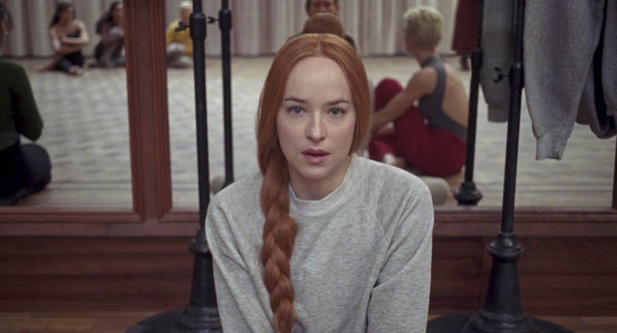 Horror Movie (TV?) News: The Suspiria Trailer