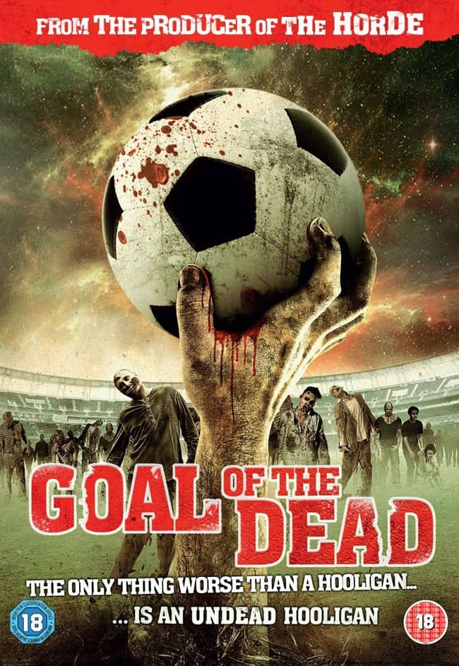Movie Posters We Love: Goal of the Dead (2014)