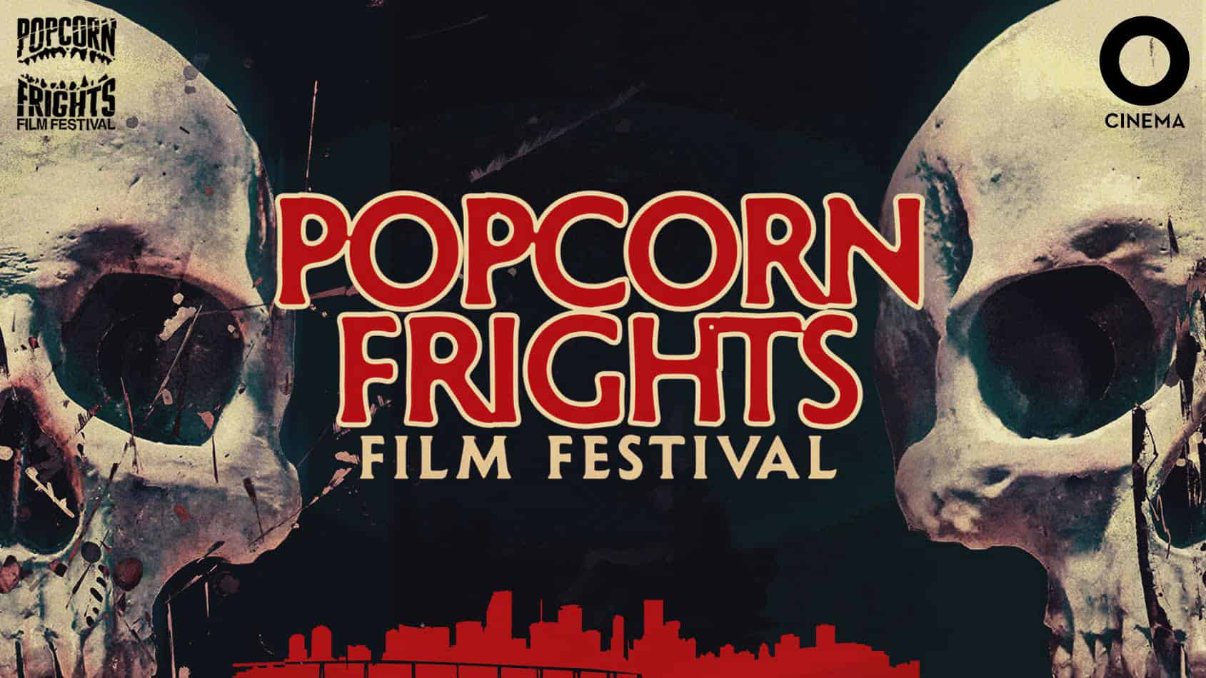 Horror Movie News:  Popcorn Frights Film Festival August 10-16