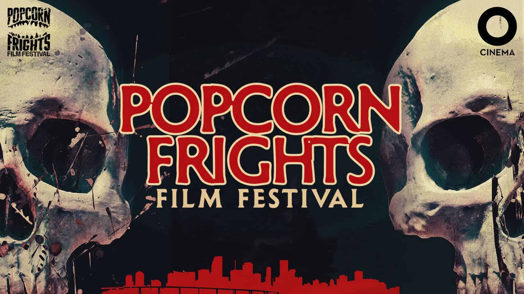Horror Movie News:  Popcorn Frights Film Festival August 10-16