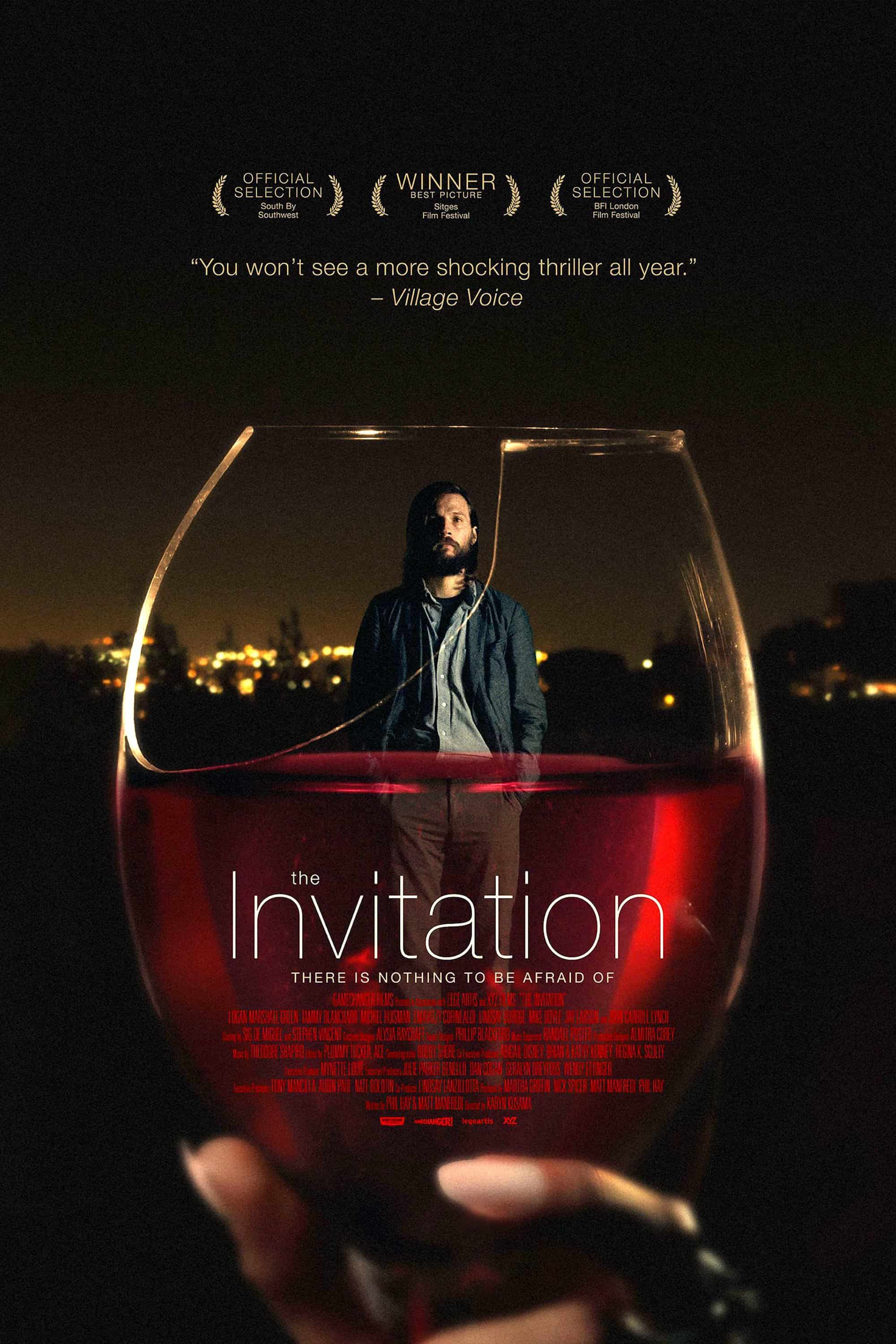 Mike's Review: The Invitation (2015)
