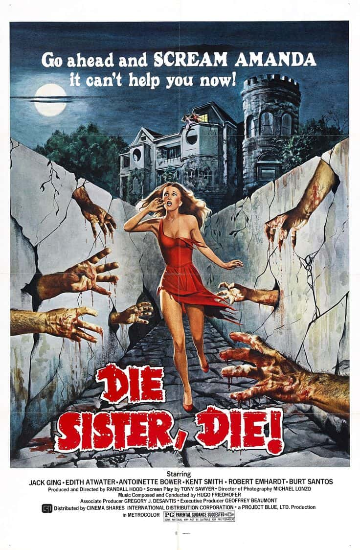 Movie Posters We Love: Die Sister Die (1978)