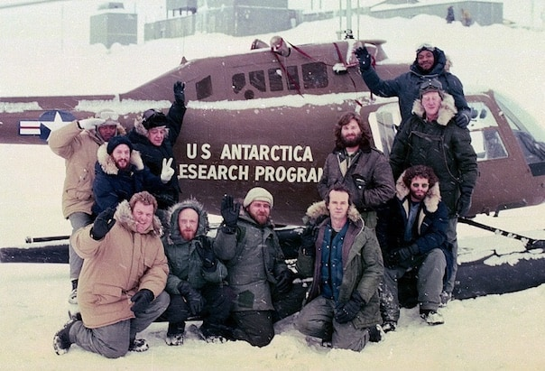 Horror Movie News: Recent interview with cast of 1982's The Thing