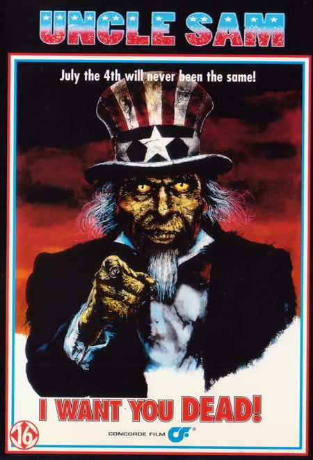 Movie Posters We Love: Uncle Sam (1996)