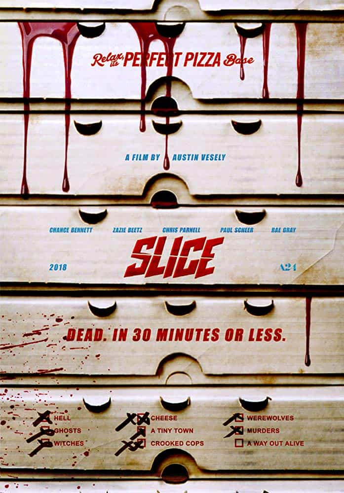 Horror Movie News: Slice Trailer