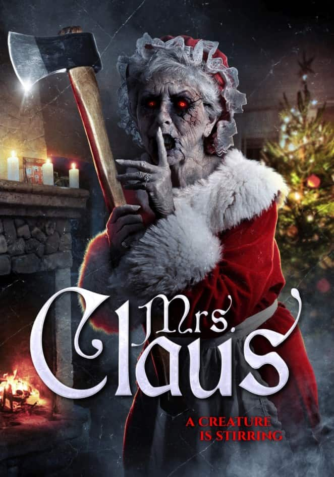 Horror Movie News: Mrs. Claus looks awfully naughty