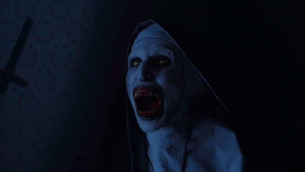 Horror Movie News: The Nun Teaser Pulled for a Jump Scare