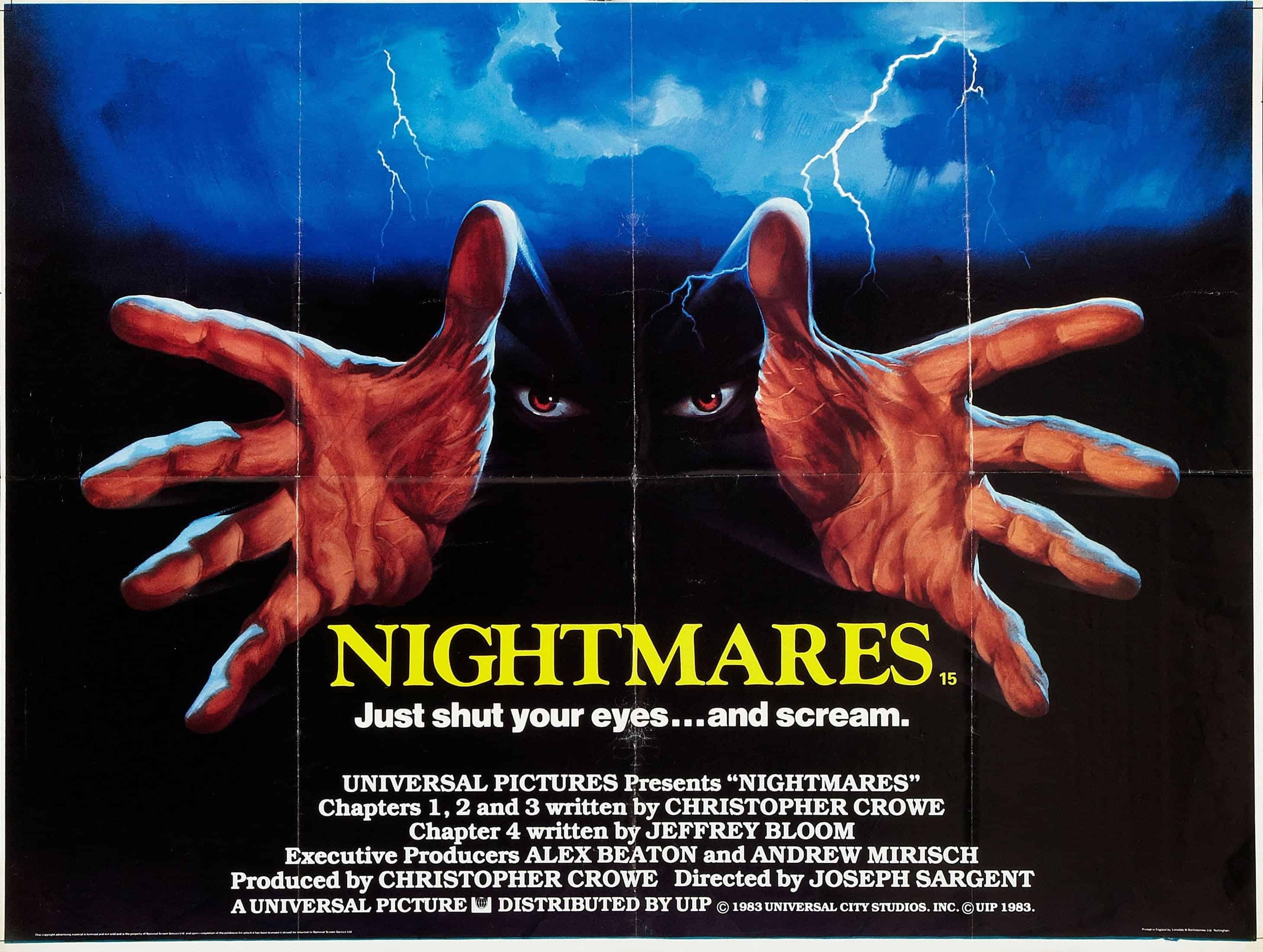 Movie Posters We Love: Nightmares (1983)