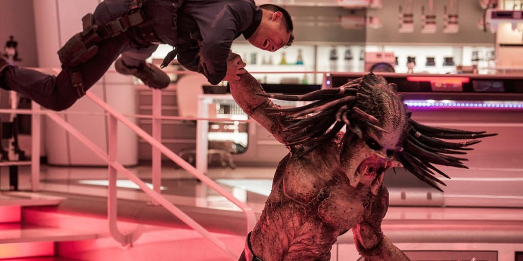 Eric's Review: The Predator (2018)