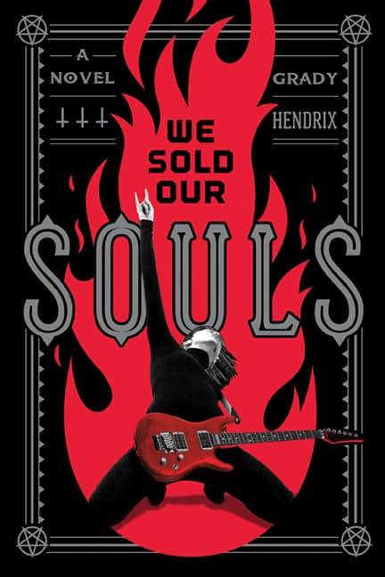 Liz's Book Report: We Sold Our Souls