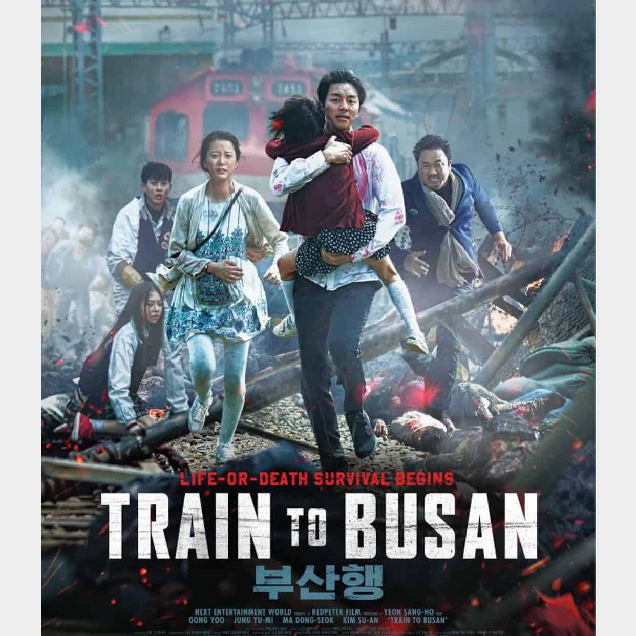 Horror Movie News: 'Train to Busan' remake in the works