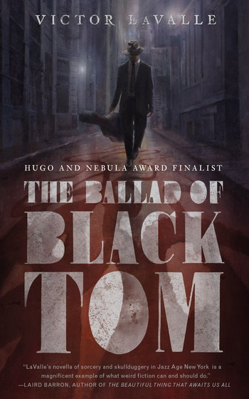 Liz's Book Report: The Ballad of Black Tom