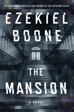 Liz's Book Report: The Mansion