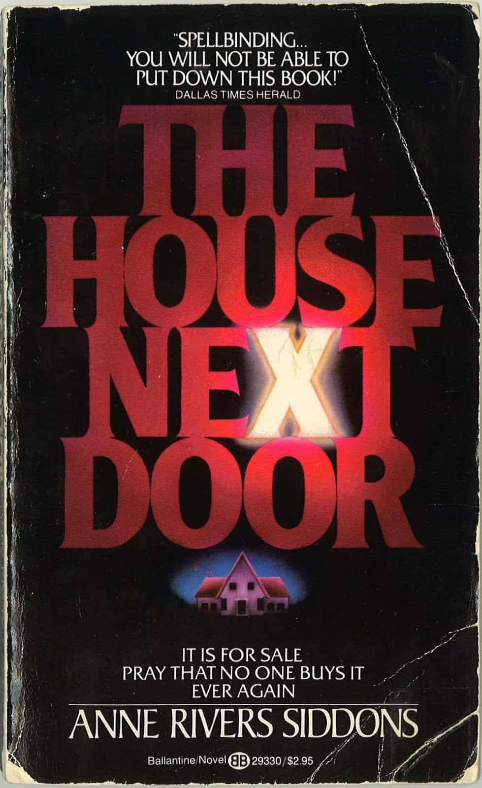Sharon's Book Report: The House Next Door