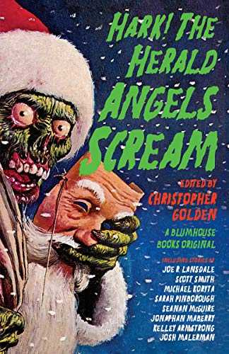Liz's Book Report: Hark! The Herald Angels Scream
