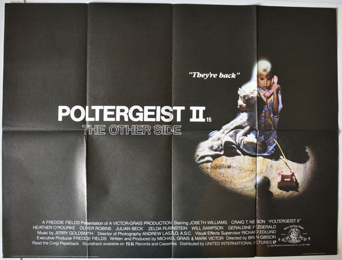 Mike's Review: Poltergeist II (1986)