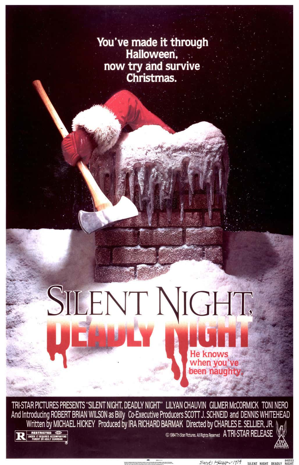 Mike's Review: Silent Night Deadly Night (1984)