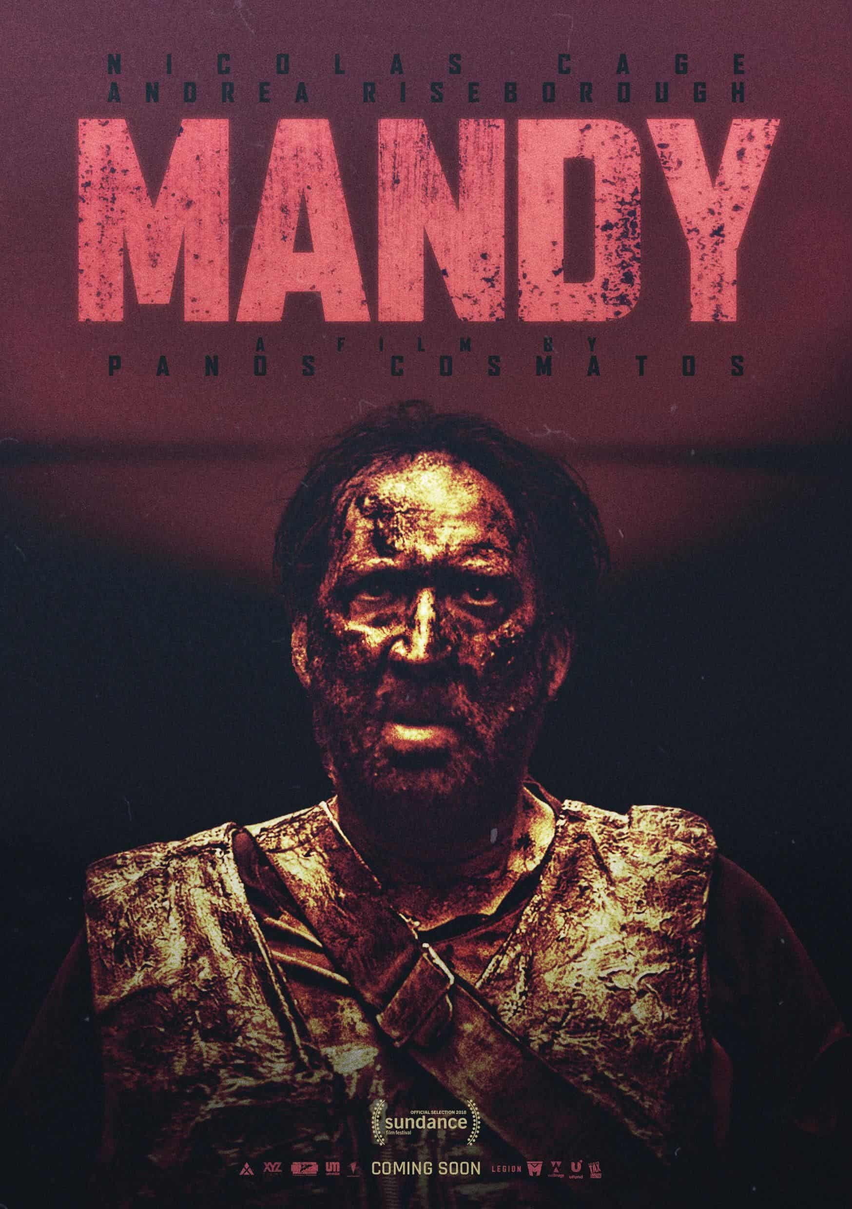 Mike's Review: Mandy (2018)