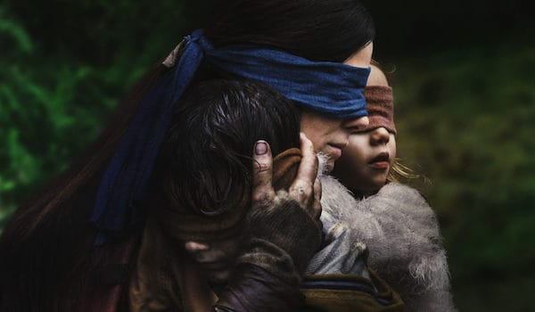 Trailer Alert: Bird Box (2018)