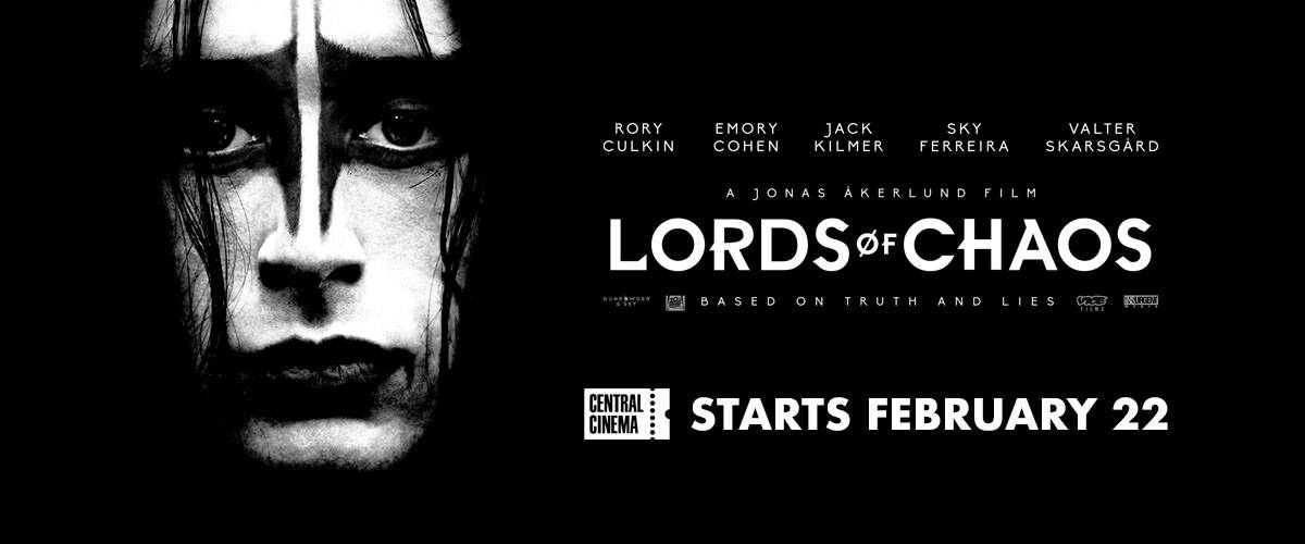 Horror Movie News:  Lords of Chaos Trailer