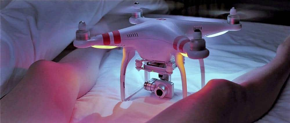 Horror Movie News:  From the Minds Behind Zombeavers Comes the Drone